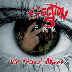 Cover - Section 5: We Stand Alone