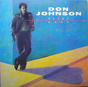 Cover - Don Johnson: Heartbeat