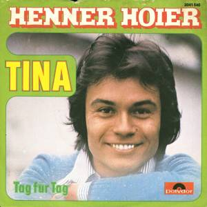 Cover - Henner Hoier: Tina