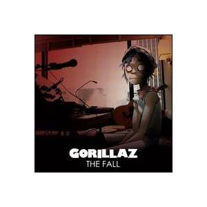 Cover - Gorillaz: Fall, The