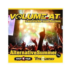 Volume.At Alternative Summer 2010 - Cover