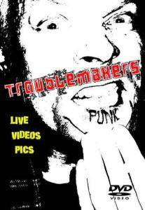 Cover - Troublemakers: Live Videos Pics