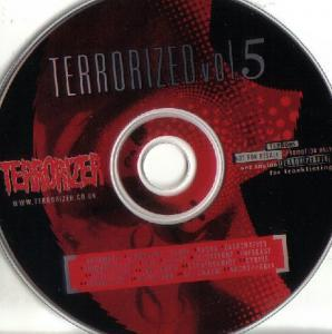 Terrorized Vol. 5 - Cover