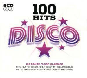 Cover - Jean Carn: 100 Hits Disco