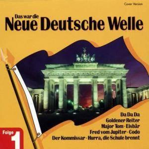 Das war die neue deutsche welle folge 1 cd 1999 for Die neue deutsche welle