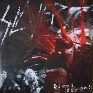 Slayer: Bleed For Me ! - Cover