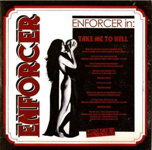 Cover - Enforcer: Enforcer / Volture