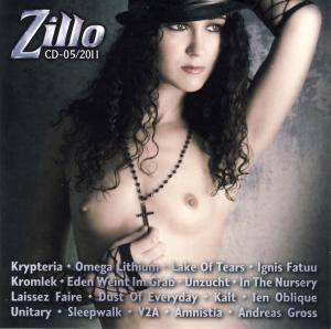 Zillo CD 05/2011 - Cover