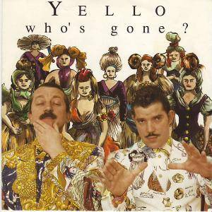 Yello: Who's Gone? - Cover