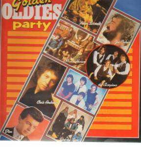 Cover - Scorpions, The: Golden Oldies Party