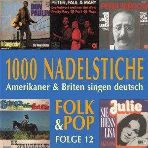 Cover - Caravelles, The: 1000 Nadelstiche, Vol. 12 - Amerikaner Und Briten Singen Deutsch: Folk & Pop