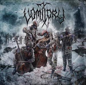 Vomitory: Opus Mortis VIII - Cover
