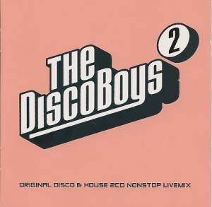 Cover - Tonka: Disco Boys - Vol. 02, The