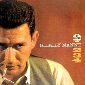 Shelly Manne: 2-3-4 - Cover