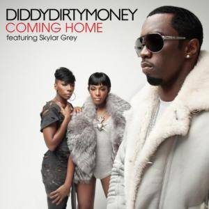 Cover - Diddy-Dirty Money: Coming Home