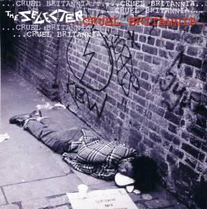 Cover - Selecter, The: Cruel Britannia