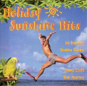 Cover - Yo! Co Ross: Holiday Sunshine Hits