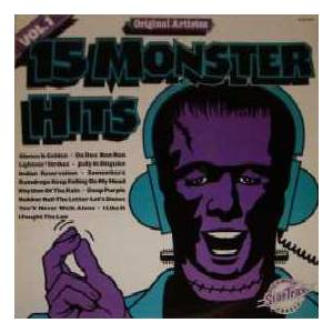 Cover - Bobby Fuller: 15 Monster Hits Vol. 1