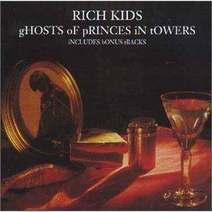 Rich Kids: Ghosts Of Princes In Towers - Cover