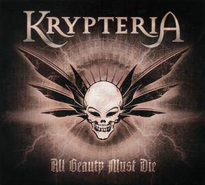Krypteria: All Beauty Must Die - Cover