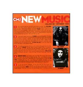 CMJ - New Music Volume 062 - Cover