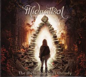 Cover - Midnattsol: Metamorphosis Melody, The