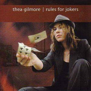 Cover - Thea Gilmore: Rules For Jokers