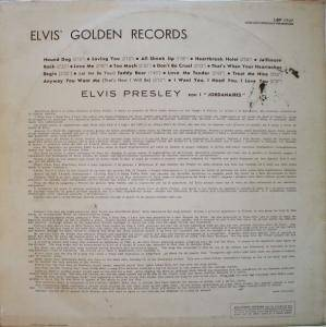Elvis Presley: Elvis' Golden Records (LP) - Bild 2