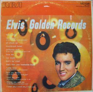 Elvis Presley: Elvis' Golden Records (LP) - Bild 1