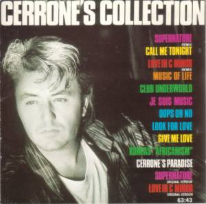Cerrone: Cerrone's Collection - Cover