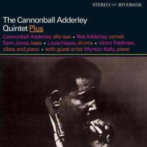 Cover - Cannonball Adderley Quintet, The: Plus