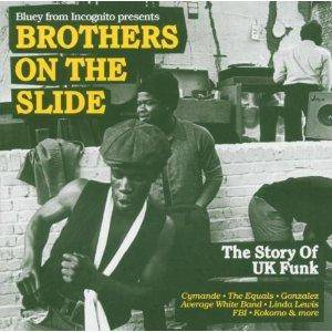 Cover - Cymande: Brothers On The Slide - The History Of UK Funk