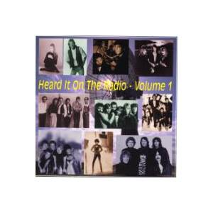 Cover - Grace Slick: Heard It On The Radio - Volume 1