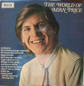 Alan Price: World Of Alan Price, The - Cover