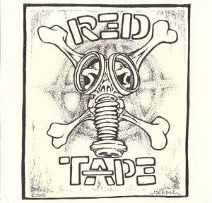 Cover - Red Tape: Demo 2003