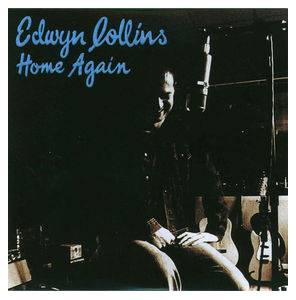 Cover - Edwyn Collins: Home Again