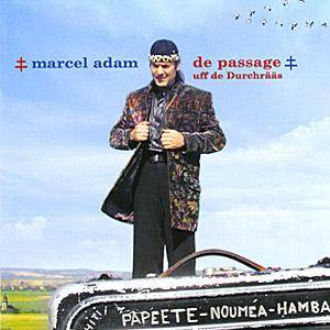 Cover - Marcel Adam: De Passage