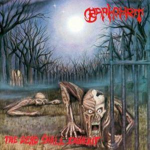 Baphomet: Dead Shall Inherit, The - Cover