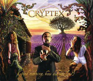 Cover - Cryptex: Good Morning, How Did You Live?