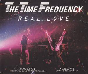 Cover - Time Frequency, The: Real Love