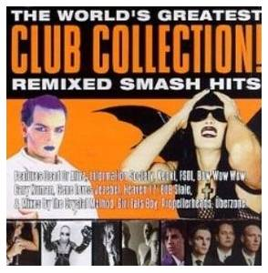 Club Collection! remixed Smash Hits: 80's Into The 90's - Cover
