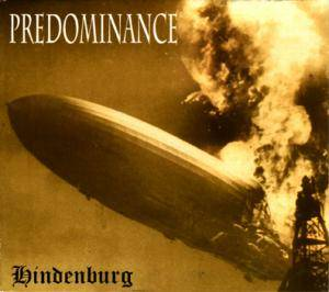 Predominance: Hindenburg - Cover