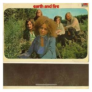 Earth & Fire: Earth & Fire - Cover