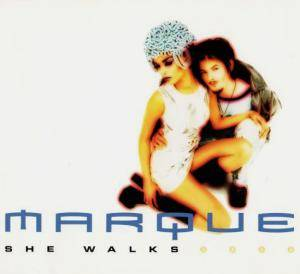 Cover - Marque: She Walks