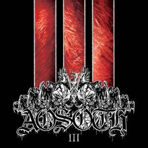 Aosoth: III - Cover