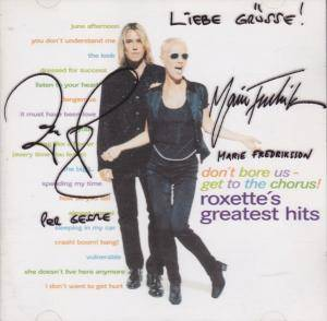 Roxette: Don't Bore Us - Get To The Chorus! - Roxette's Greatest Hits (CD) - Bild 1