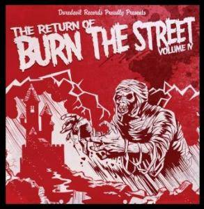 Cover - Alabama Thunderpussy: Burn The Street - Volume IV