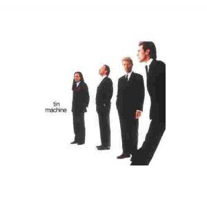 Cover - Tin Machine: Tin Machine