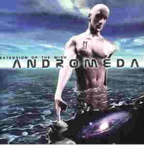 Andromeda: Extension Of The Wish - Cover