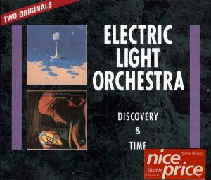 Electric Light Orchestra: Discovery / Time - Cover